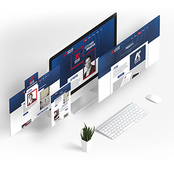Webdesign Homepage Webseite Corporate Identity AP-Design Consutling