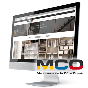 Webdesign Homepage Website Logo Design MCO