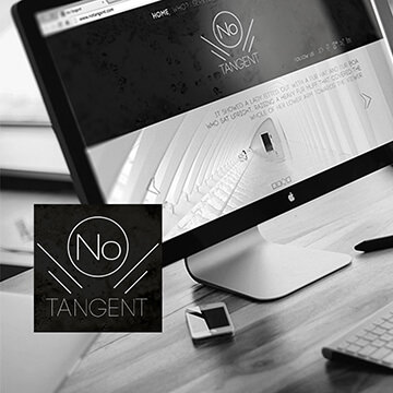 Webdesign Homepage Website Logo Design NoTangent